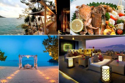 Romantic Restaurant in Phuket