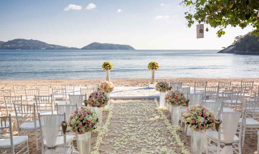 Most Romantic Beach Wedding Destinations