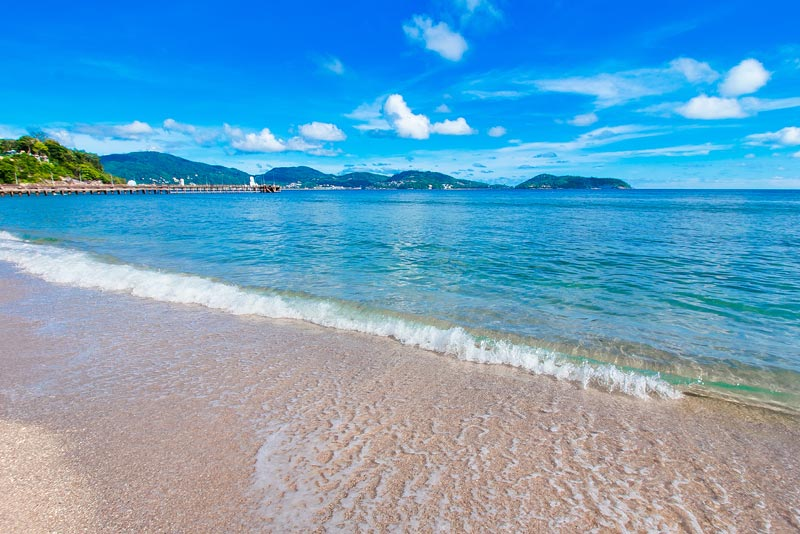 Phuket Beach, Beach Wedding