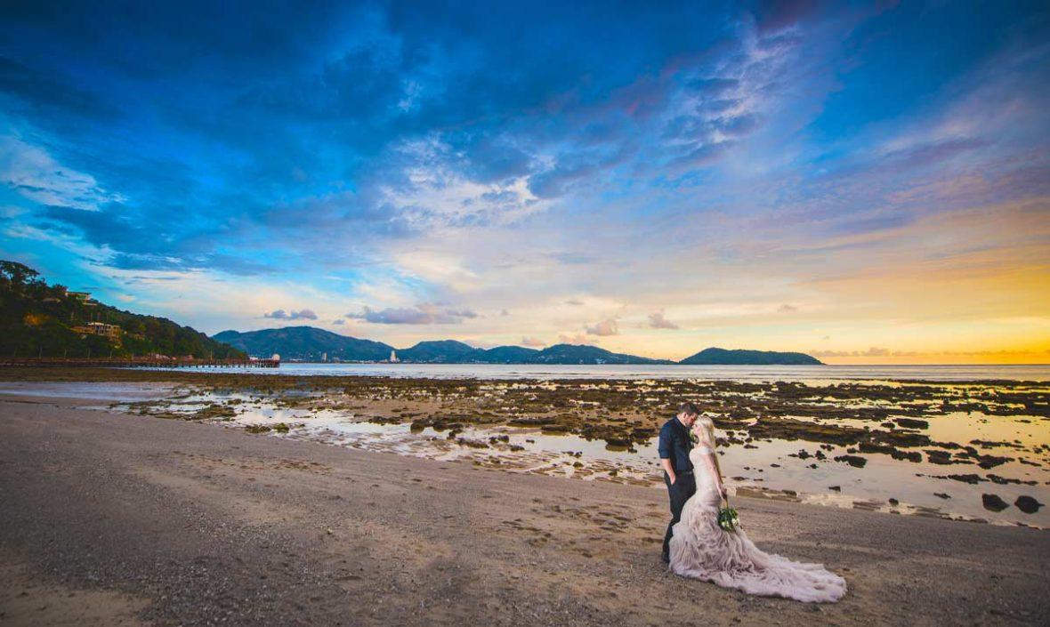 Wedding at Thavorn Beach Village