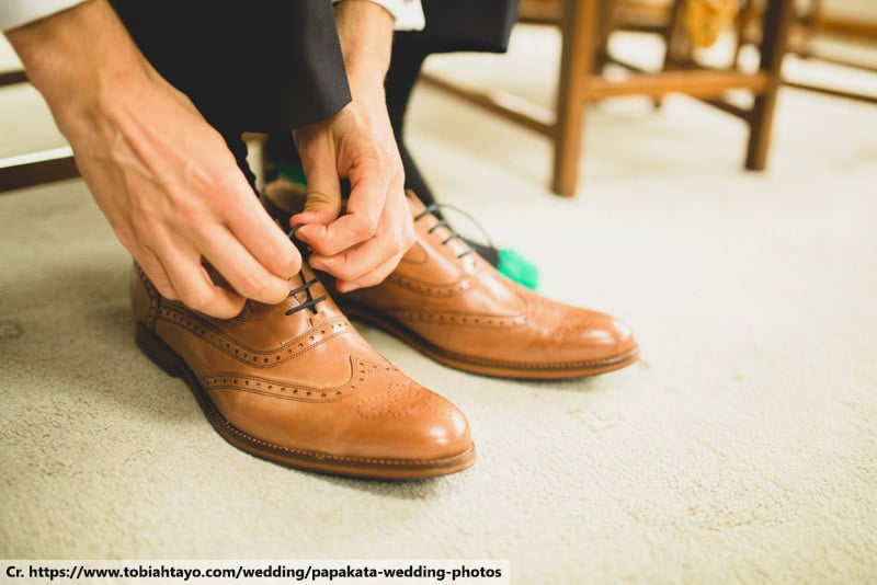 oxford slip-ons, wedding footwear