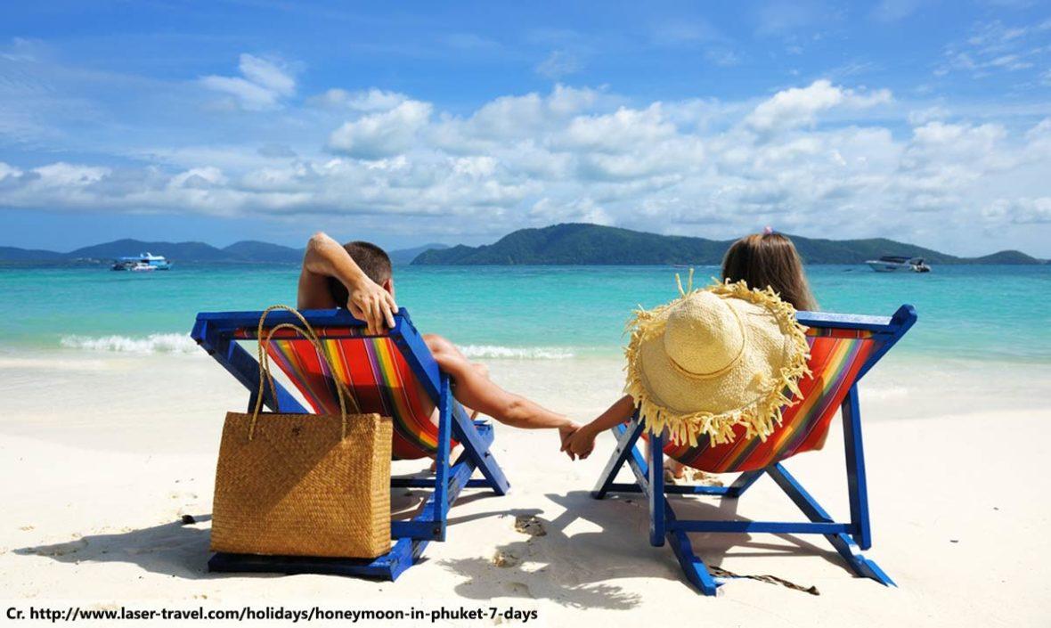 Honeymoon in Phuket