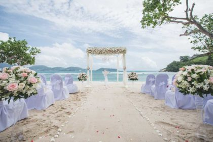 Flawless Outdoor Wedding, Phuket Wedding