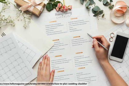 Plan a Wedding, Wedding in 3 Months