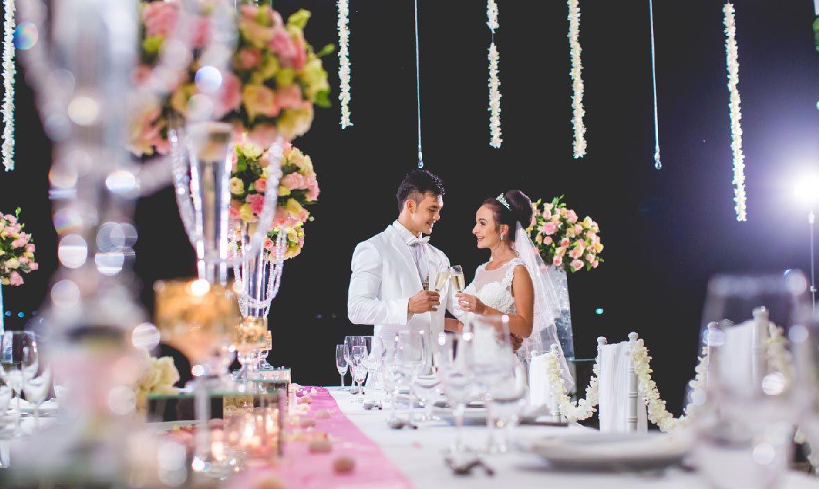Private Romantic Beach Wedding Phuket