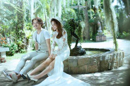 Pre Wedding shooting in Phuket