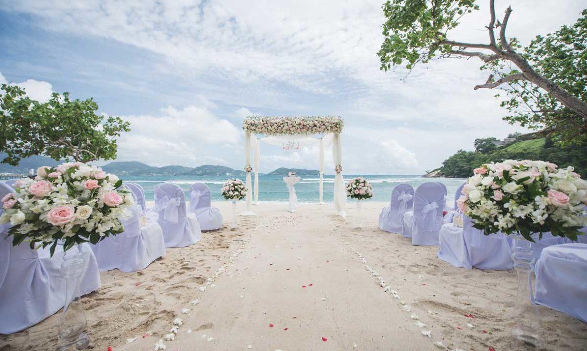 Flawless Outdoor Wedding, Phuket Wedding