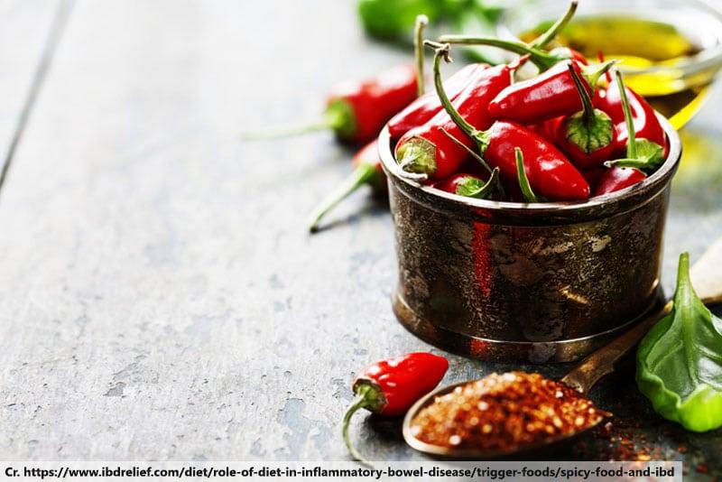 Spicy Thai Food, Thai Chili