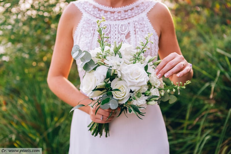 Eco-friendly, wedding dresses